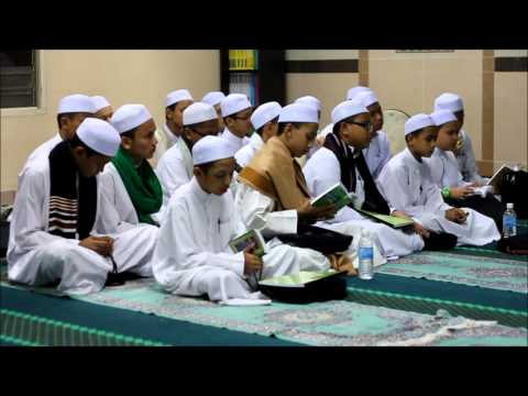 Darul Quran Wal Hadith : Qasidah Nurul Musthofa /Qasidah Ya Habib Ya Habibi