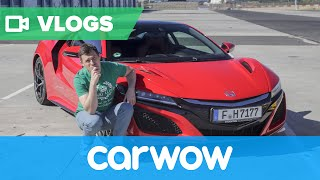 Honda (Acura) NSX 2016 – what do you want to know? | Mat Vlogs