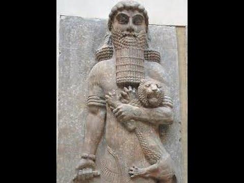 The Epic of Gilgamesh Full Book