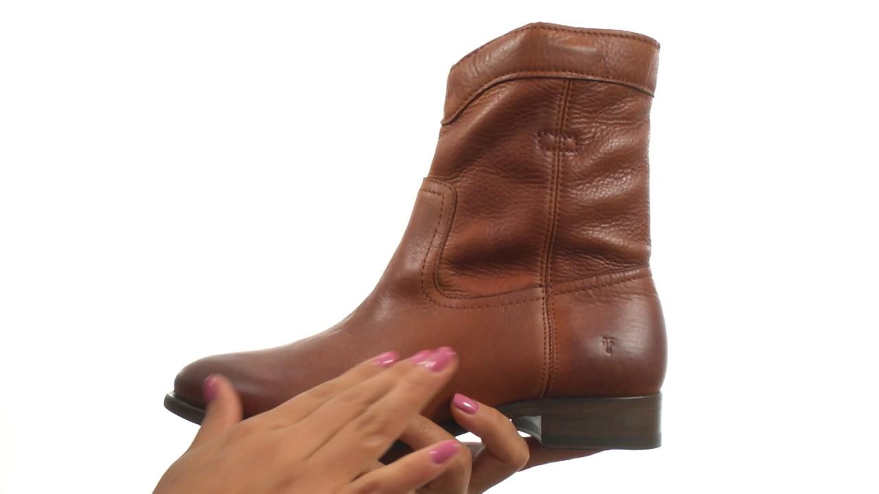 Frye Cara Roper Short Boot Mw3EyUCfy