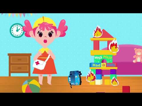 Tayo l Miss Polly had a dolly and more (1 HOUR) l Nursery Rhymes l Tayo the Little Bus