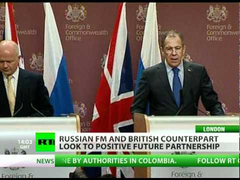 Restart 2.0: Russia and UK out of the Cold?