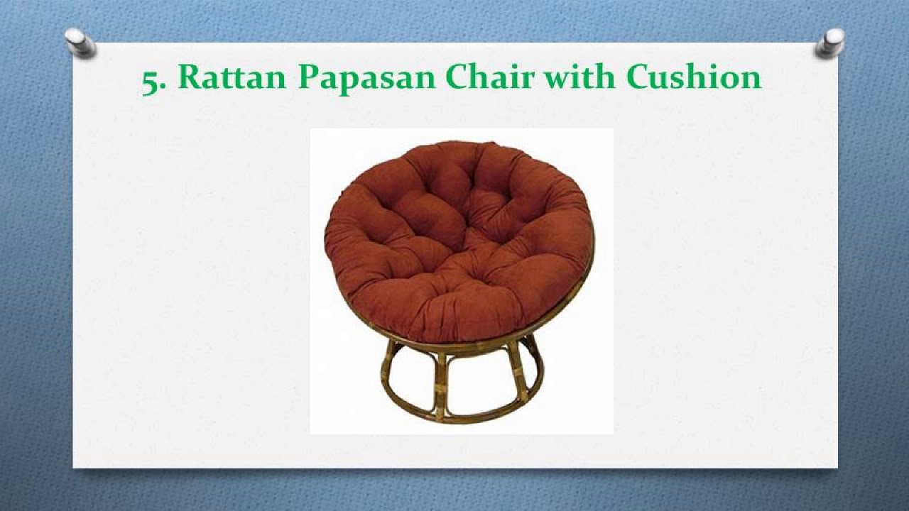 Top 10 Best Papasan Chairs With Cushion In 2018