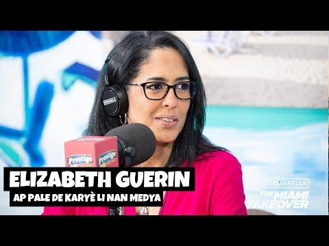 Elizabeth Guerin nan #chokarellaMiami