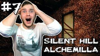 МОЗГИ ВЕЗДЕ! | Silent Hill: Alchemilla #7