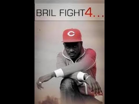 BRIL FIGHT 4 cover sidiki diabate joyeux anniversaire