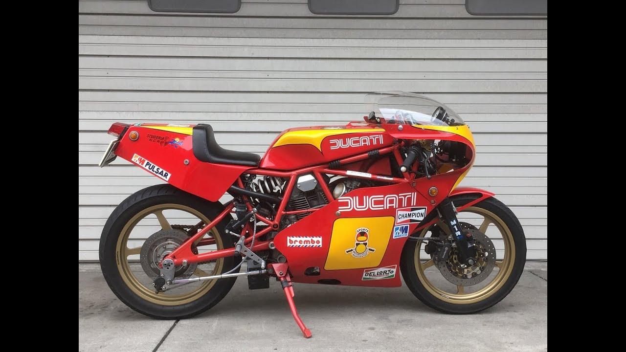 Ducati Harris