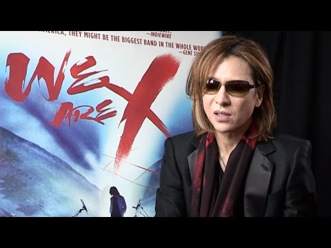 Yoshiki Interview Emotional X Japan Documentary