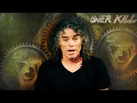OVERKILL - The Grinding Wheel - Heavy Metal Charities (OFFICIAL INTERVIEW #2)