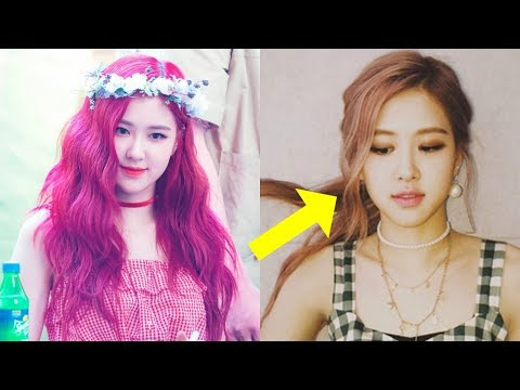 BLACKPINK's Rose Shocked Everyone With Her New Hairstyle