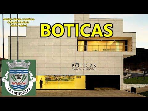 671 BOTICAS 4K Música ORIGINAL – Compositor António Teixeira / Cabeceiras de Basto / Coletânea