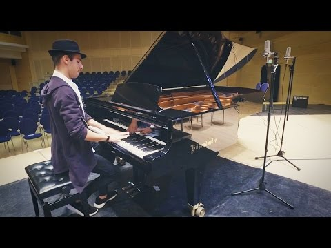 Piano Challenge #1 - Peter Bence