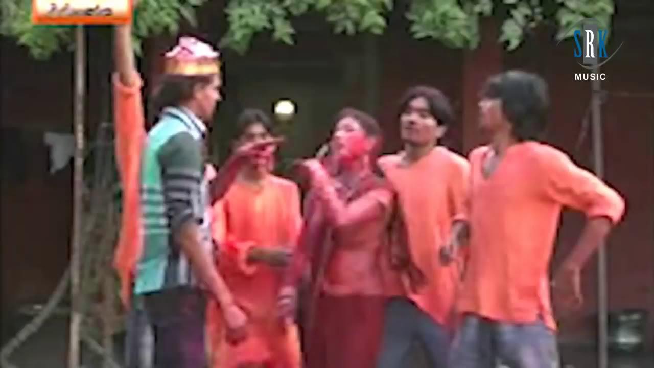 Saya Saari Choli Rangla  Hot Bhojpuri Holi Song  Albela -6825