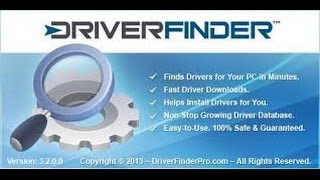 How to install Driver Finder (+Crack 32 & 64 bit ) for FREE + free download