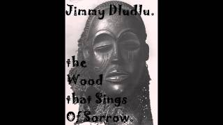 The Wood That Sings Of Sorrow - Jimmy Dludlu