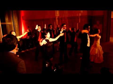 J&Y wedding Grand Entrance FlashMOB by Romero