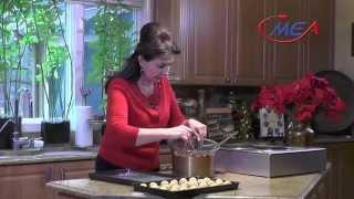 Samira's Kitchen # 145 Truffles Recipes وصفات ترفلس