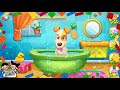 360_Fun Animals Pet Home Care Kids Game- Play & Learn Puppy Funny Care With Puppy Life- Secret Pet P