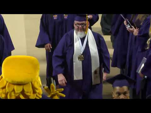 Tennessee Tech University Spring 2019 Morning Commencement
