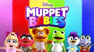 Theme Song (Extended) | Music Video | Muppet Babies | Disney Junior