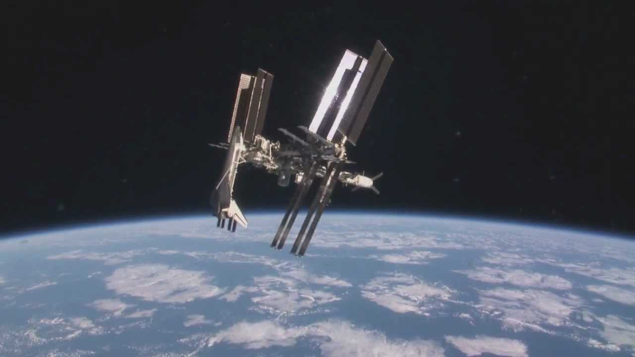 space shuttle to iss - photo #15