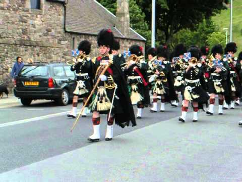 Band of the Kings Own Scottish Borderers
