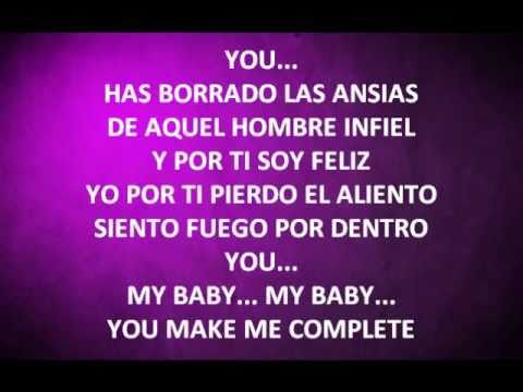 ROMEO SANTOS***YOU***2011-LETRA-LYRICS