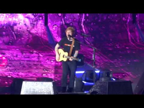 "CP♫ FULL HD Ed Sheeran ""Galway Girl"" Live @ Torino 2017"