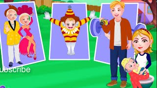 Baby Hazel Family Picnic - Baby Hazel Games To Play - youchannelkids