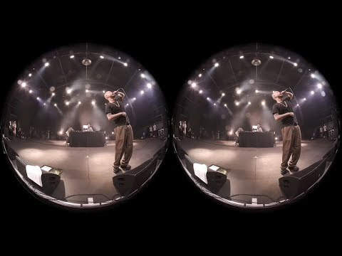5lack  / Hot Cake (VR 180 Experience) at FUJI ROCK FESTIVAL'18