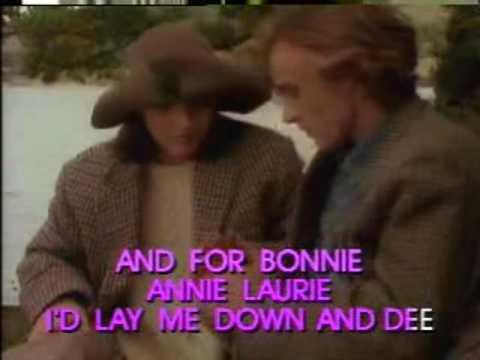 Annie Laurie - Video Karaoke (Pioneer)