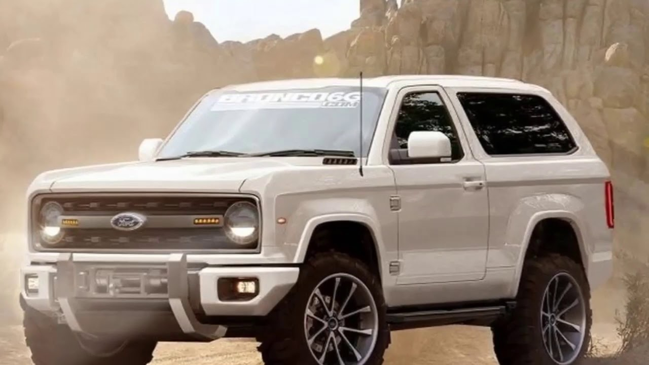 Hot news next ford bronco 2018 expectations hit the bin