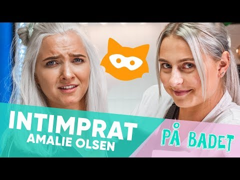 KROPPSHÅR OG TINDER TURN OFF | Amalie Olsen | På Badet med VITA