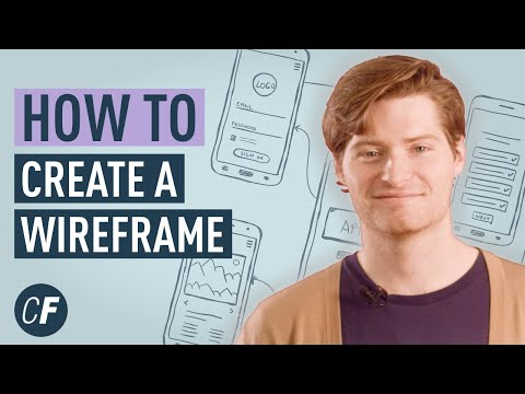 How To Create Your First Wireframe (Video Guide)