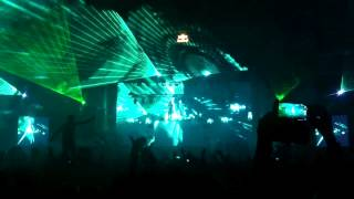 Steve Aoki  - Get Ready for This Remix Live@Electric Love festival 2013