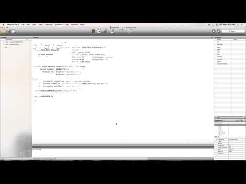 Dummy Variables using the gen command in Stata