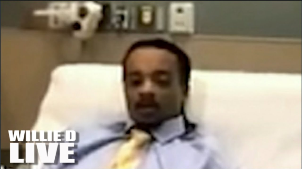 Judge Embarrass Jacob Blake By Forcing Him To Appear In Court From Hospital Bed Paralyzed