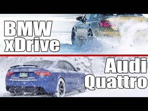 Audi Quattro ve BMW xDrive Nasıl Çalışır? Farkları Nedir?