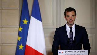 """La France a commandé """"plus de 250 millions de masques"""" annonce le ministre de la Santé"""
