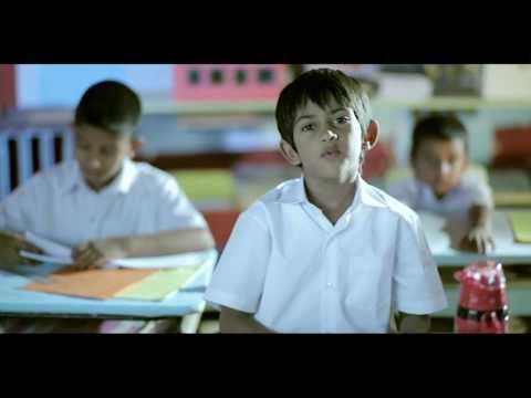 Eat Real, Live Real English TVC 1
