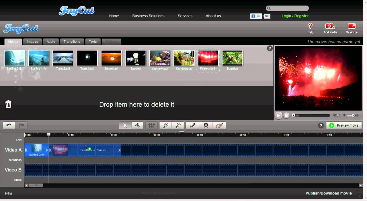 Best Free Video Editing Site - Youtube-2111