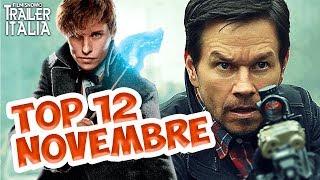 TOP 12 FILM AL CINEMA | Novembre 2018
