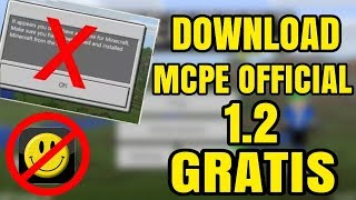 Download Minecraft Official Versi 1.2 Gratis No Lucky Patcher !
