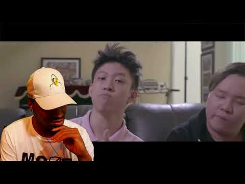 Rich Brian - Dat $tick (Official Video) | REACTION (Terrible)