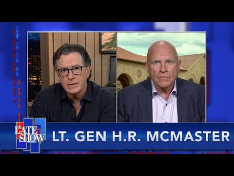 Lt. Gen. H.R. McMaster: Russia Wants To Pit Americans Against Each Other To Undermine Faith In De…