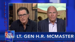 Lt. Gen. H.R. McMaster: Russia Wants To Pit Americans Against Each Other
