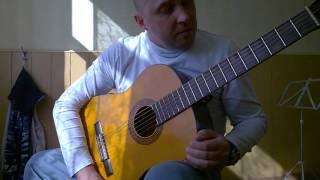 Уроки гитары.Ария-Потерянный рай.Вступление.Разбор оригинала