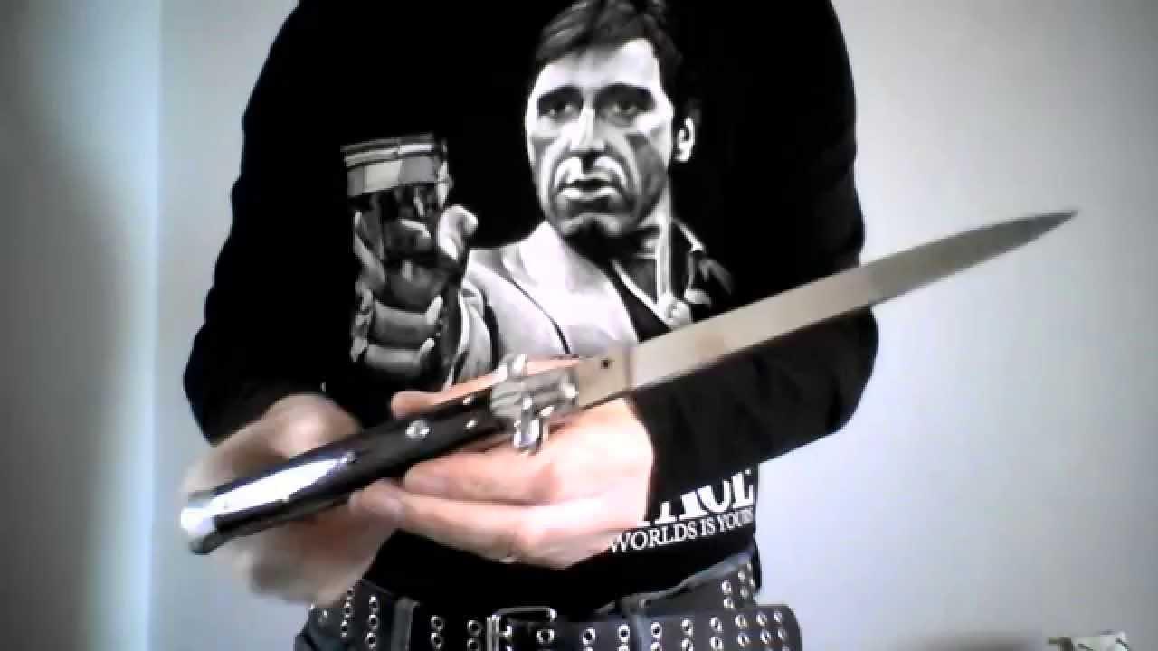 Frank Beltrame classic 33 cm`13` dark horn-plain blade