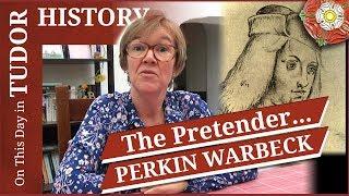 November 23 - The pretender Perkin Warbeck
