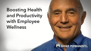 Boosting Productivity with an Employee Wellness Program